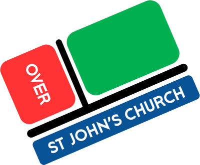 St John's Church Over Logo